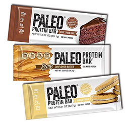 Paleo Bar Variety Pack