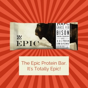 epic protein bar