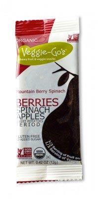 Veggie-Go's Paleo Fruit Leather