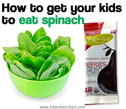 How to Get Your Kids to Eat Spinach