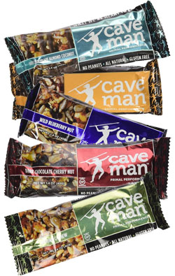Caveman Bars Variety Pack