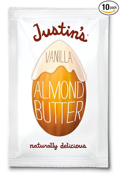 Justin's Vanilla Almond Butter Individual Packs